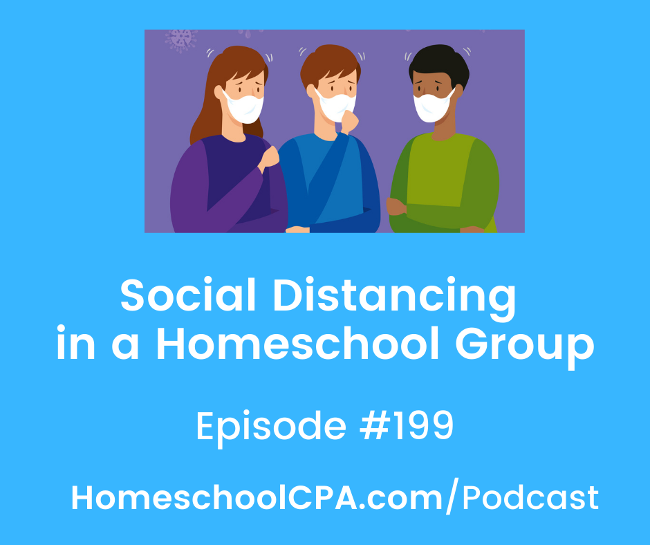 Three homeschool leaders discuss the challenges of social distancing during the COVID-19 pandemic.