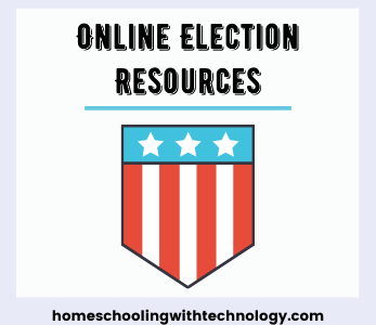 Online election resources for students
