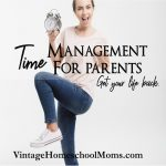 Time Management For Parents