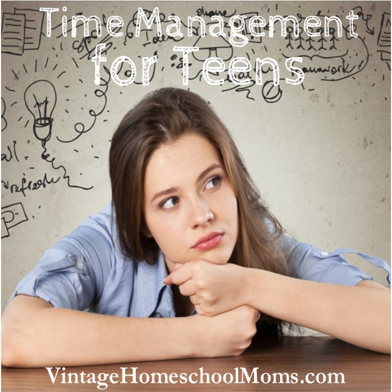 Time Management For Teens | More in our series on time management, this show is for teens with The Homeschool Highschool Podcast, Vicki Tillman. Learn how to take your time back and learn about doing a time audit.  |#timemanagement #timemanagementforteens #forteens #takebackyourtime #time