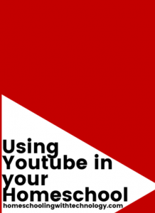 Using Youtube in Your Homeschool #youtubeforschool #homeschooling