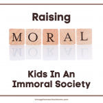 Special Replay: Raising Moral Kids In An Immoral Society