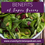 Benefits of Super Greens