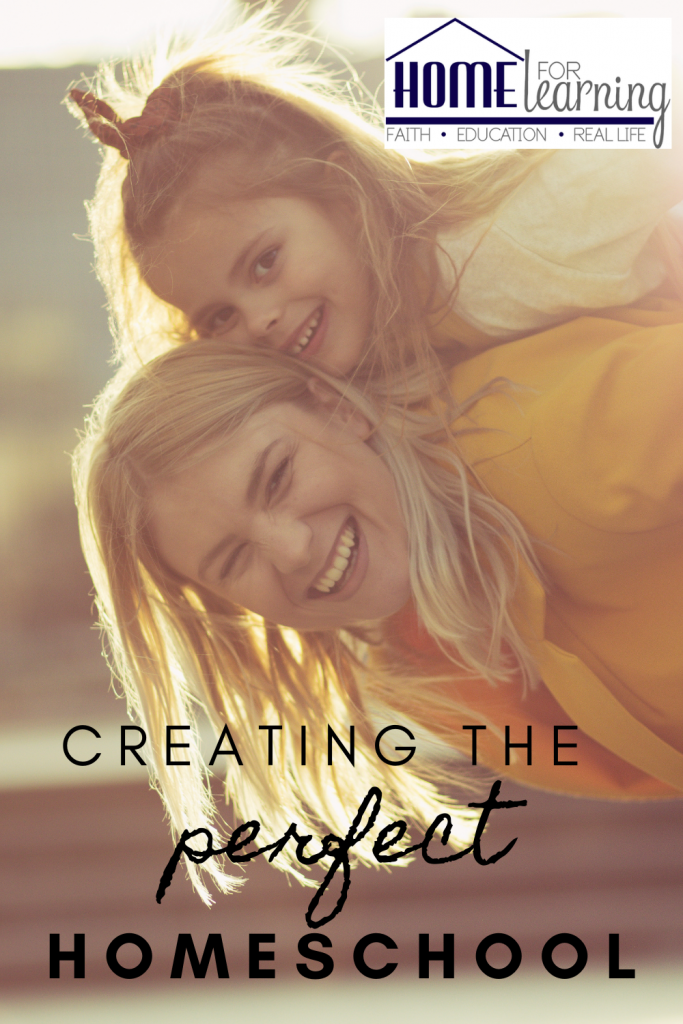 Creating the perfect homeschool