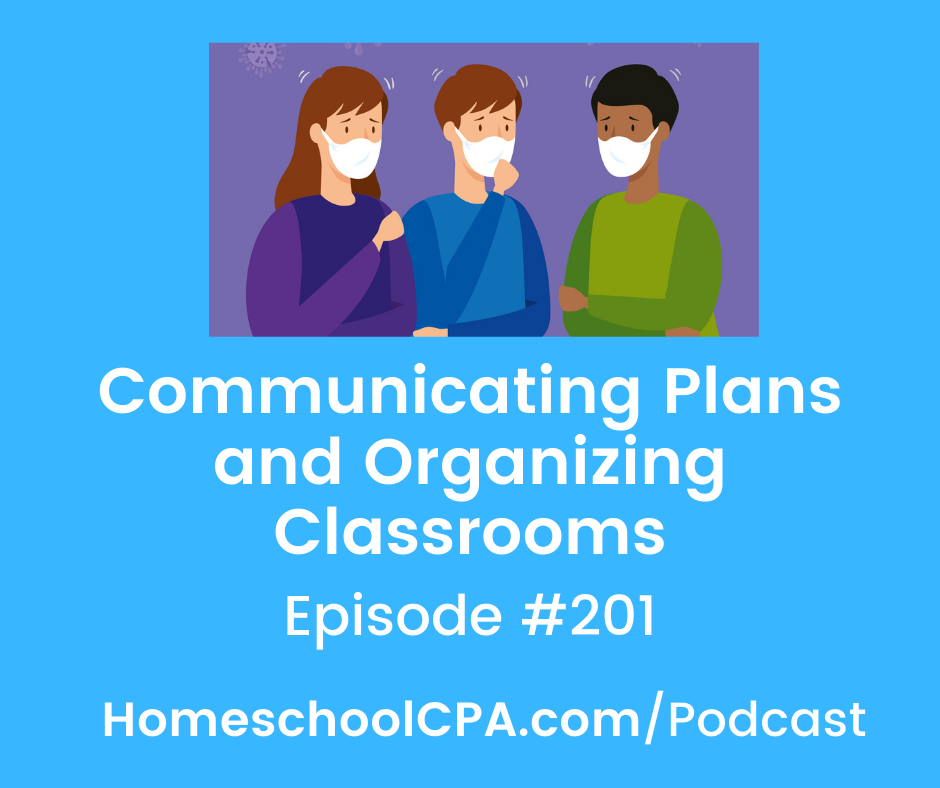 How to communicate the plan to the members and organize a classroom