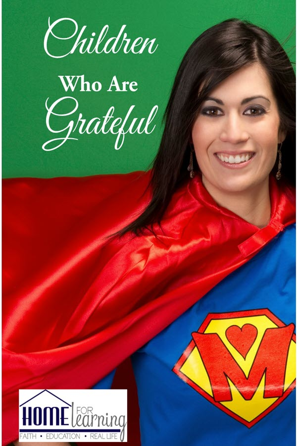 FREE Character Counts Gratefulness Planner
