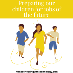 Preparing our children for jobs of the future