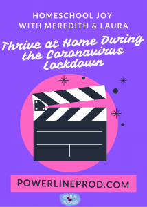 Thrive at Home During the Coronavirus Lockdown