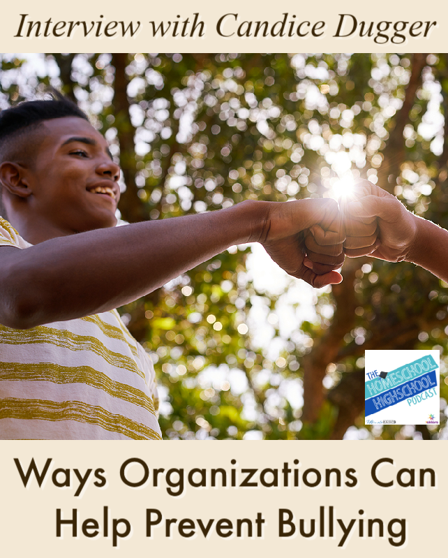Ways Organizations Can Help Prevent Bullying, Interview with Candice Dugger