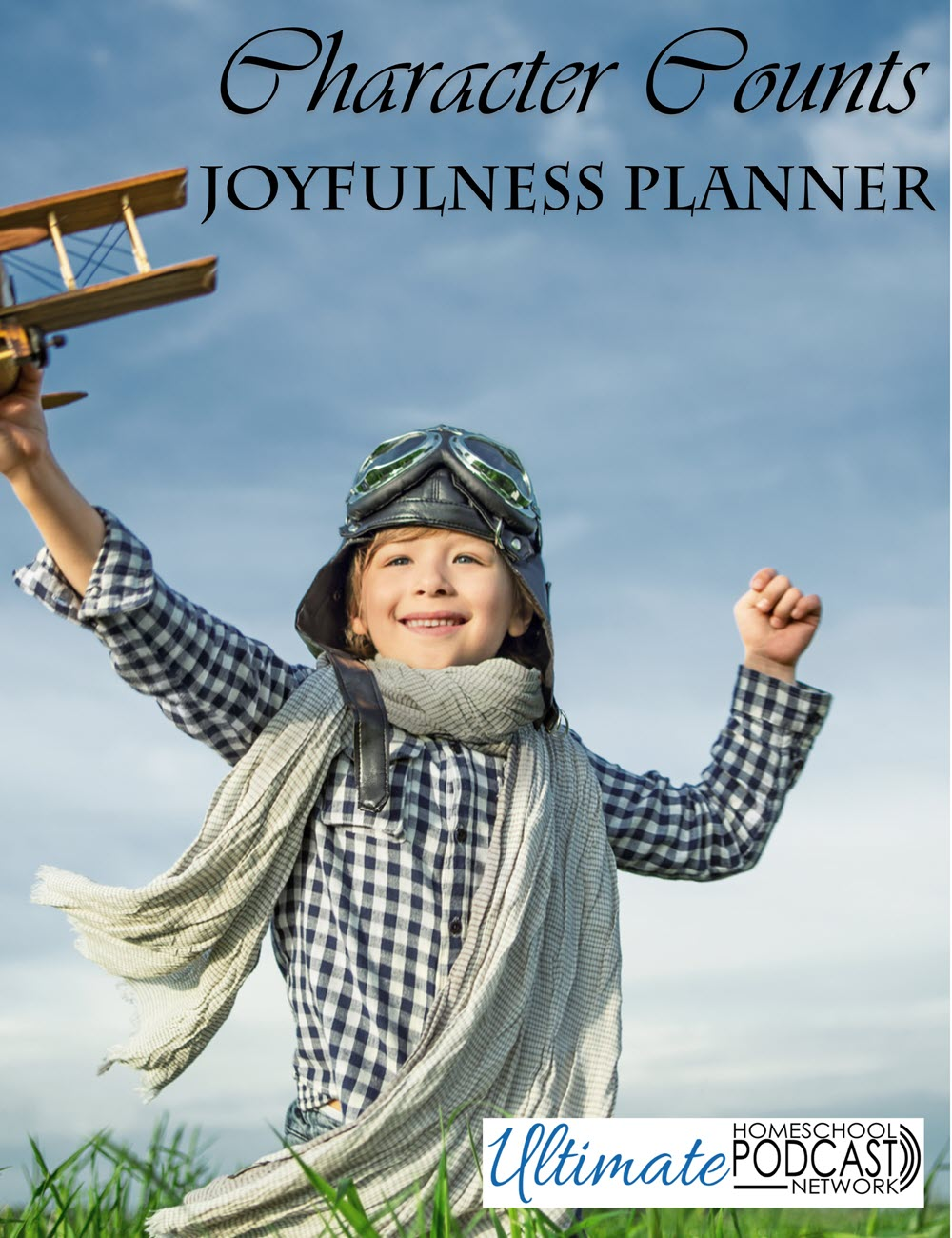 FREE Character Counts: Joyfulness Planner
