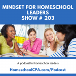 Mindset for Homeschool Leaders