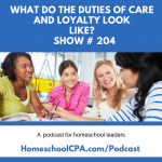 What do the Duties of Care and Loyalty Look Like?