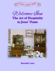 Welcome Inn: The Art of Hospitality in Jesus' Name by Meredith Curtis