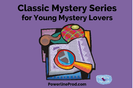 Old Schoolhouse Magazine Blog, Classic Mystery Series for Young Mystery Lovers, by Meredith Curtis