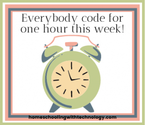 Code for and hour with Hour of Code