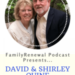 Part 1 – David & Shirley Quine – Meet the Quines