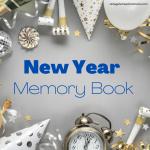 New Year Memory Book
