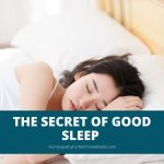 Special Replay: Secrets of Good Sleep