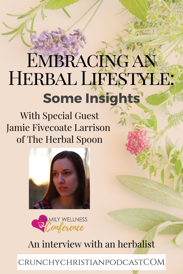 embracing and herbal lifestyle