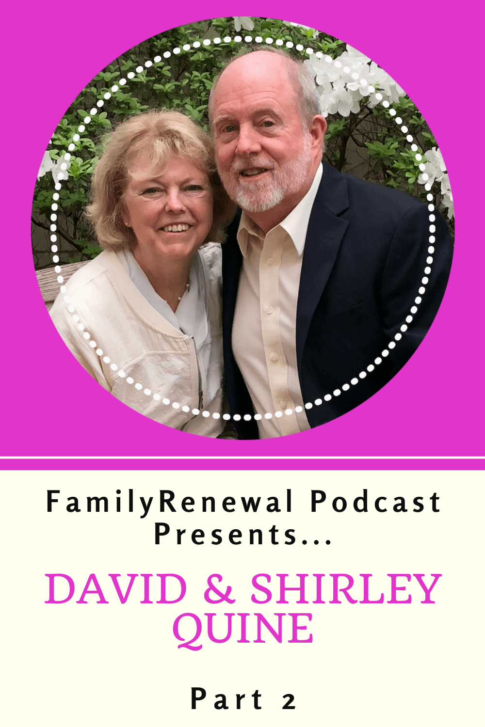 In this episode, Israel Wayne discusses with David & Shirley Quine how to pass on a Biblical worldview to your children through the context of homeschooling.