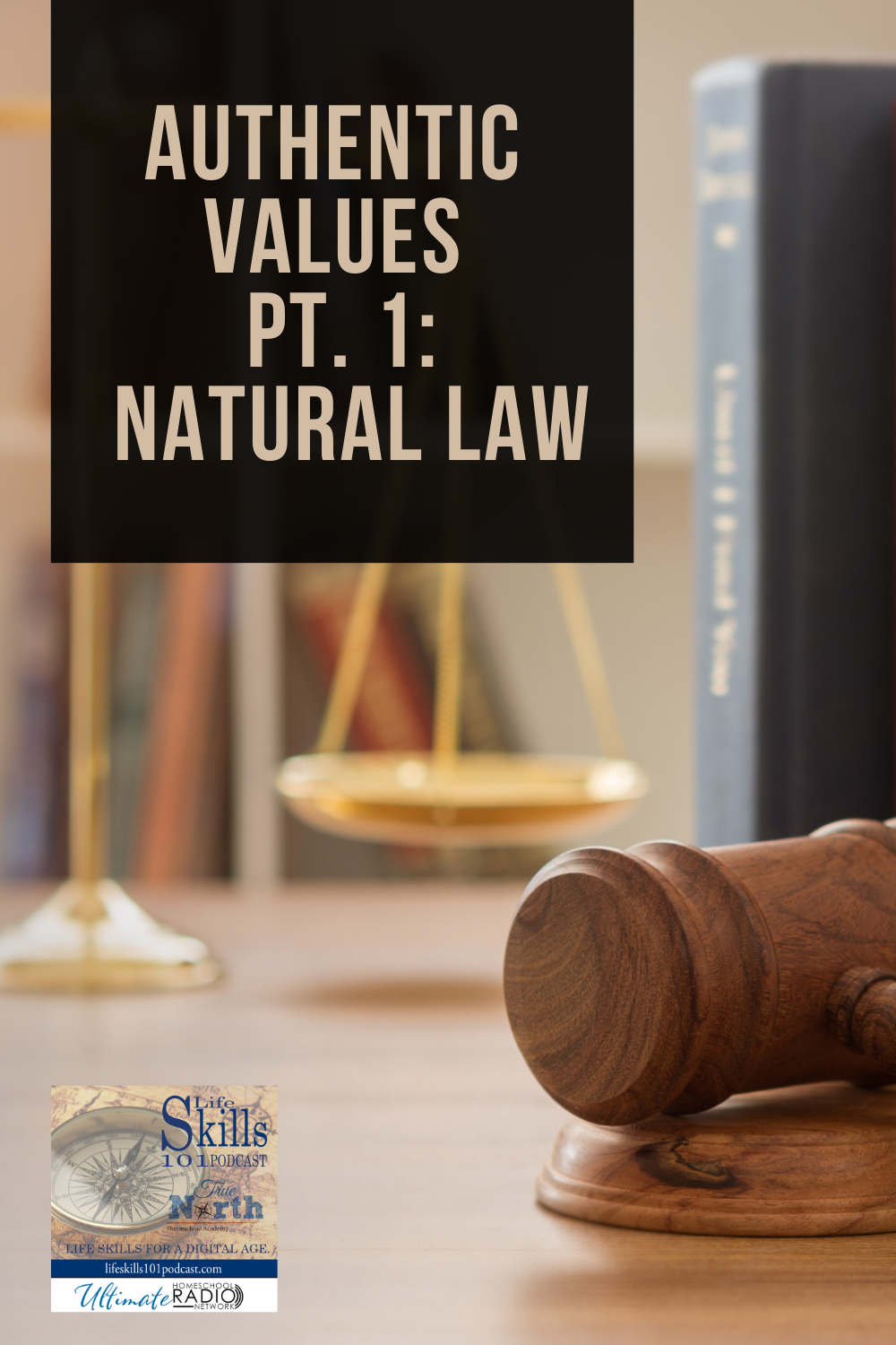 Today we are talking about Natural Laws vs Synthetic Values – talking about the life skills necessary to maintain a free republic.