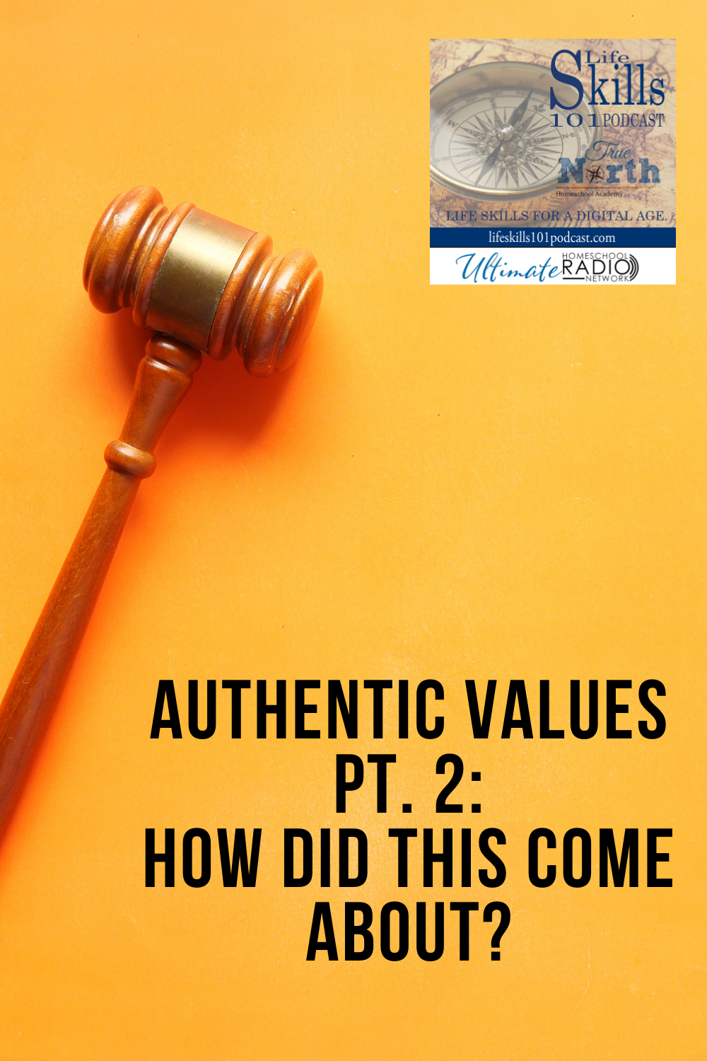Authentic Values- How Did This Come About?