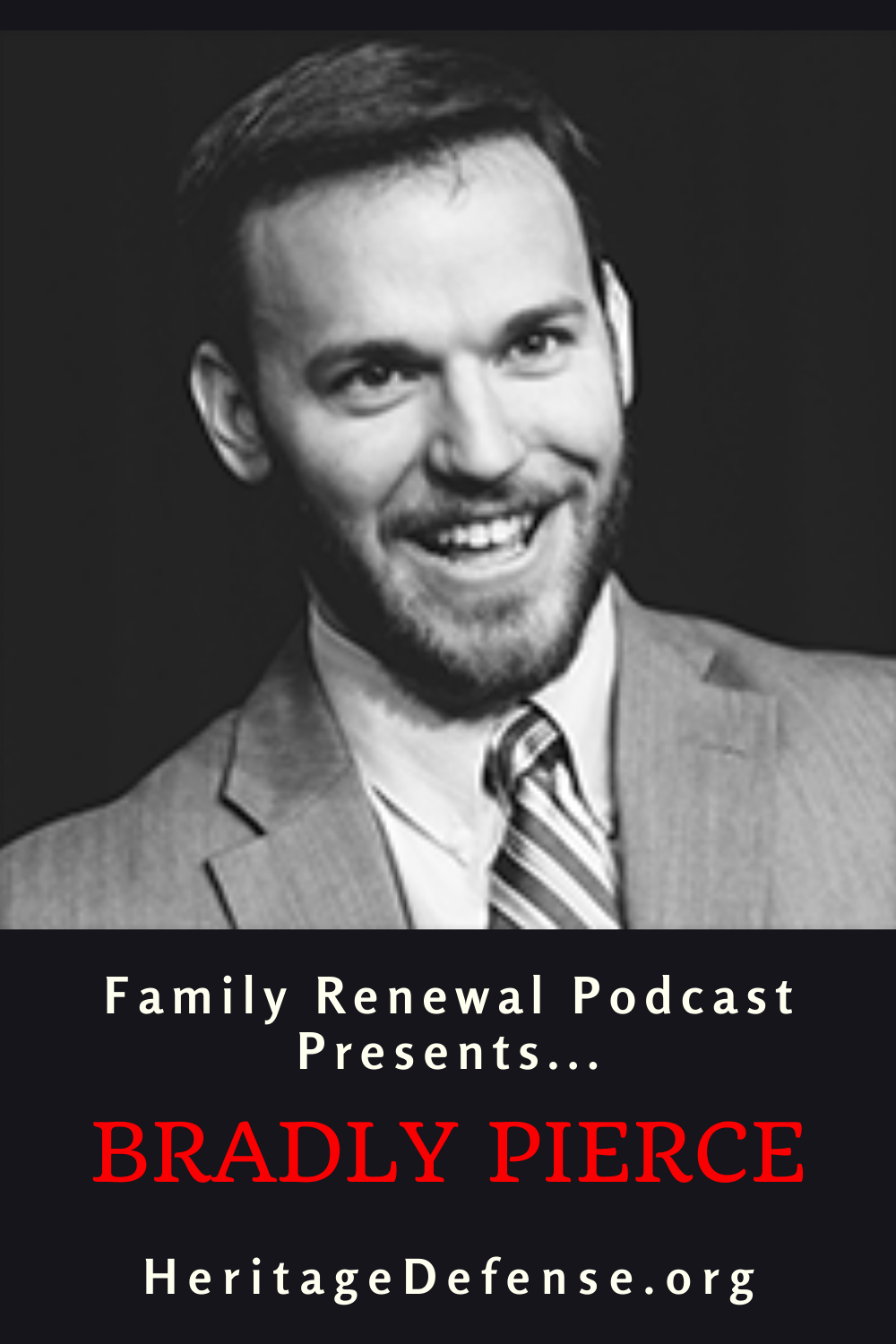 In this episode, Israel Wayne welcomes Bradley Pierce. Bradley is VP and co-founder of Heritage Defense, a legal defense association that represents parents who have been falsely charged with child abuse and/or neglect.