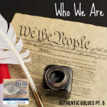Authentic Values: Who We Are