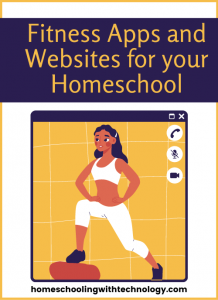 Fitness Apps and Websites for Homeschool Families