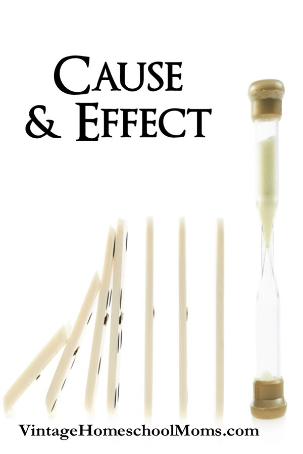 Cause and Effect | What is cause and effect and how can we teach our children to understand that everything they do has a ripple effect on our world? In this Just For Kids Episode, Felice explores the meaning and how we can encourage our children to lay the foundations they need in their lives, now. | #podcast #homeschoolpodcast #homeschool #justforkids #teachingkids