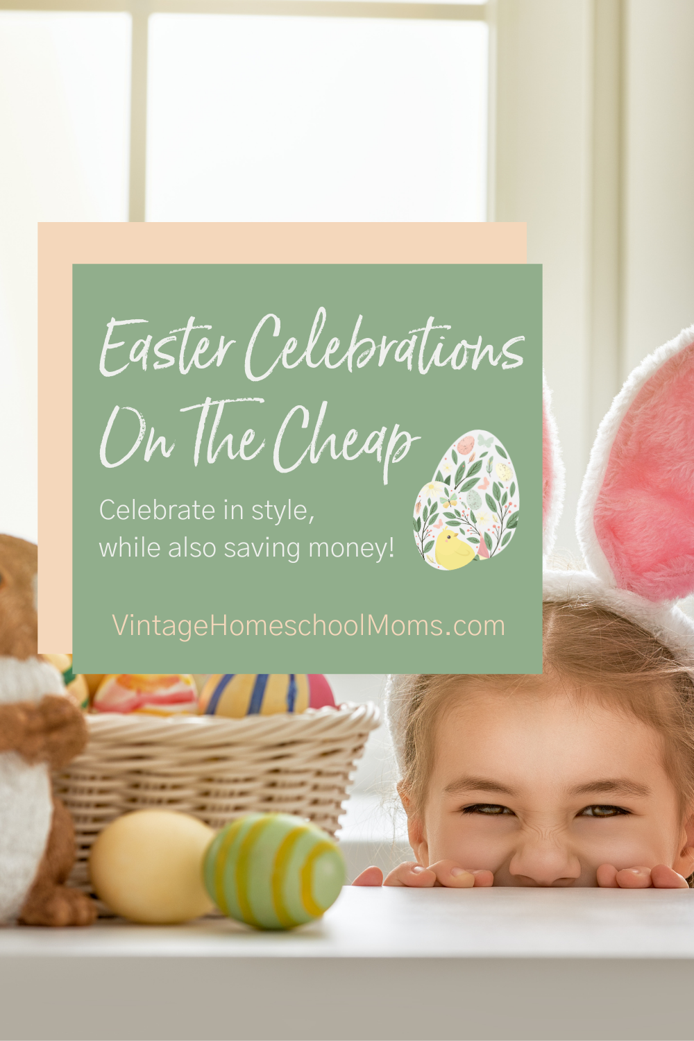 Easter Celebration On The Cheap