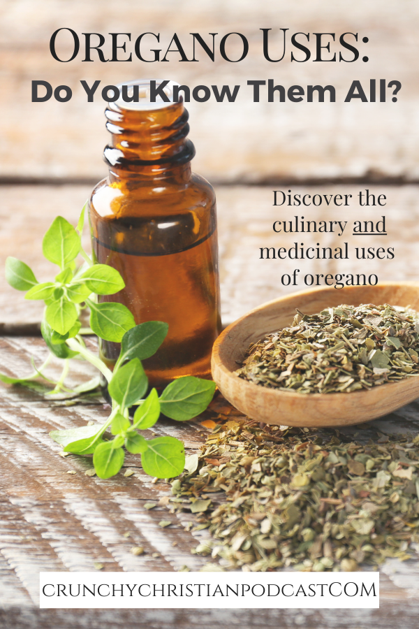 In this episode, Julie discusses common and not so common oregano uses. Join her to discover culinary and medicinal oregano uses along with some growing tips.