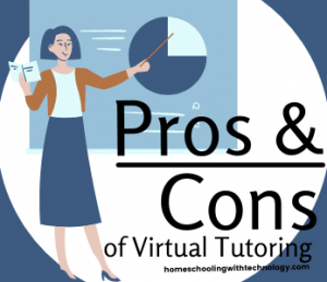 Pros and Cons of Virtual Tutoring