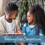 "Can you really teach kids compassion? Felice shares the answer to this question in this week's ""Just for Kids"" episode."