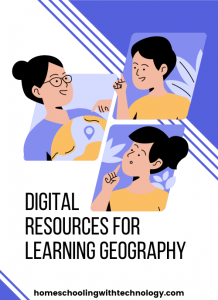 Digital Resources for learning Geography