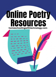 Online Poetry Resources