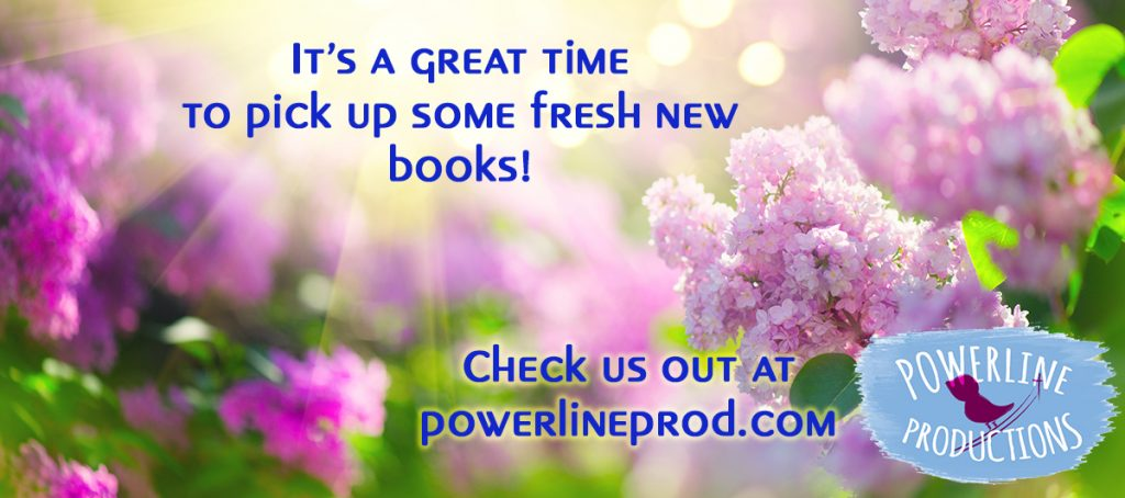 Books available at PowerlineProd.com