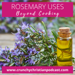 Do You Know These Rosemary Uses Beyond Cooking?