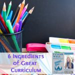 6 Ingredients of Great Curriculum
