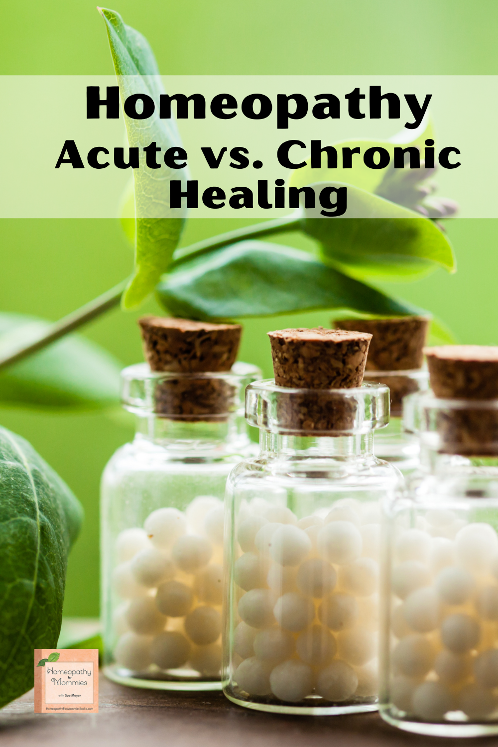 There seems to be some confusion about healing Acute cases over Chronic cases.