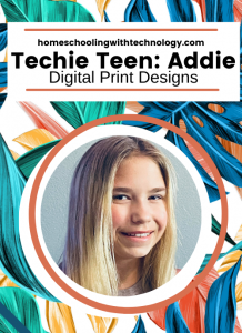 Addie Digital Print Designs