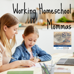 Are you clear about what you are called to? Homeschooling is a job, managing a home and rising kids is a job and paid work is a job.
