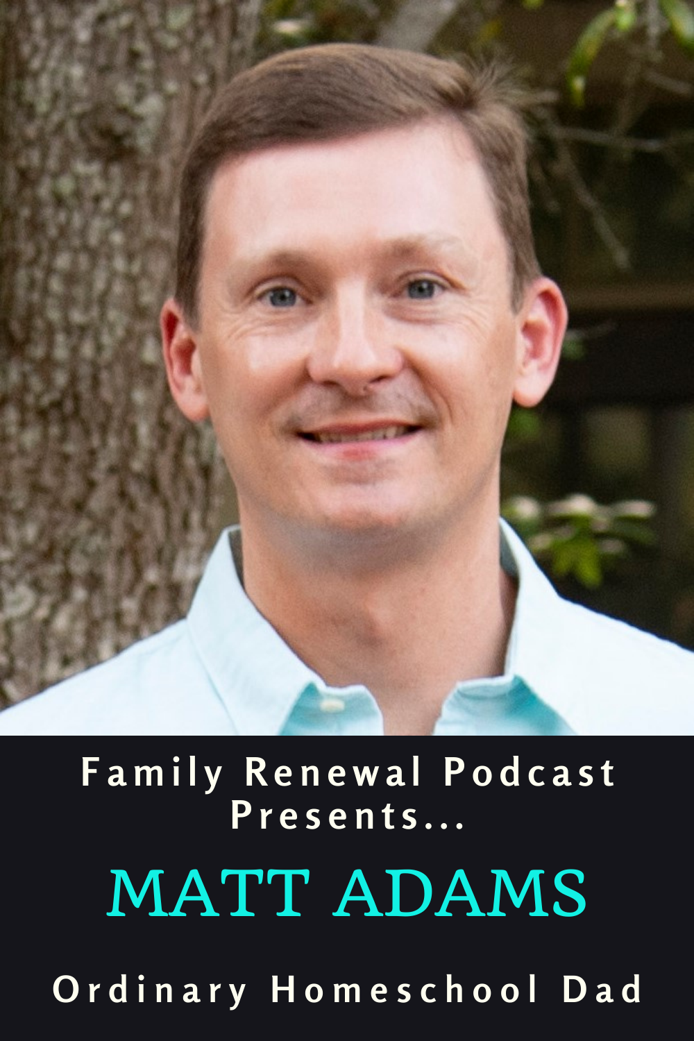 Matt discusses how he changed from being an ordinary guy who was not homeschooled, and knew little about homeschooling, to being an engaged homeschooling father.