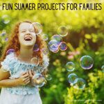 Are you ready to launch some fun summer projects - what about ones that are a bit unusual but teach? It is a time when you can give your child time to explore or direct your children in an organized way. Depending on the ages of your children the amount of direction may be less focused for the older ones.
