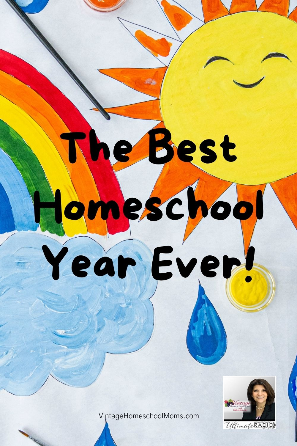 Let's Talk About making this The Best Homeschool Year Ever!