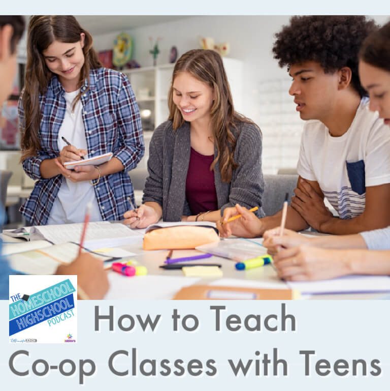 How to Teach Co-op Classes