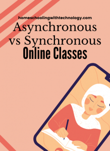 Asynchronous Vs Synchronous Online Classes