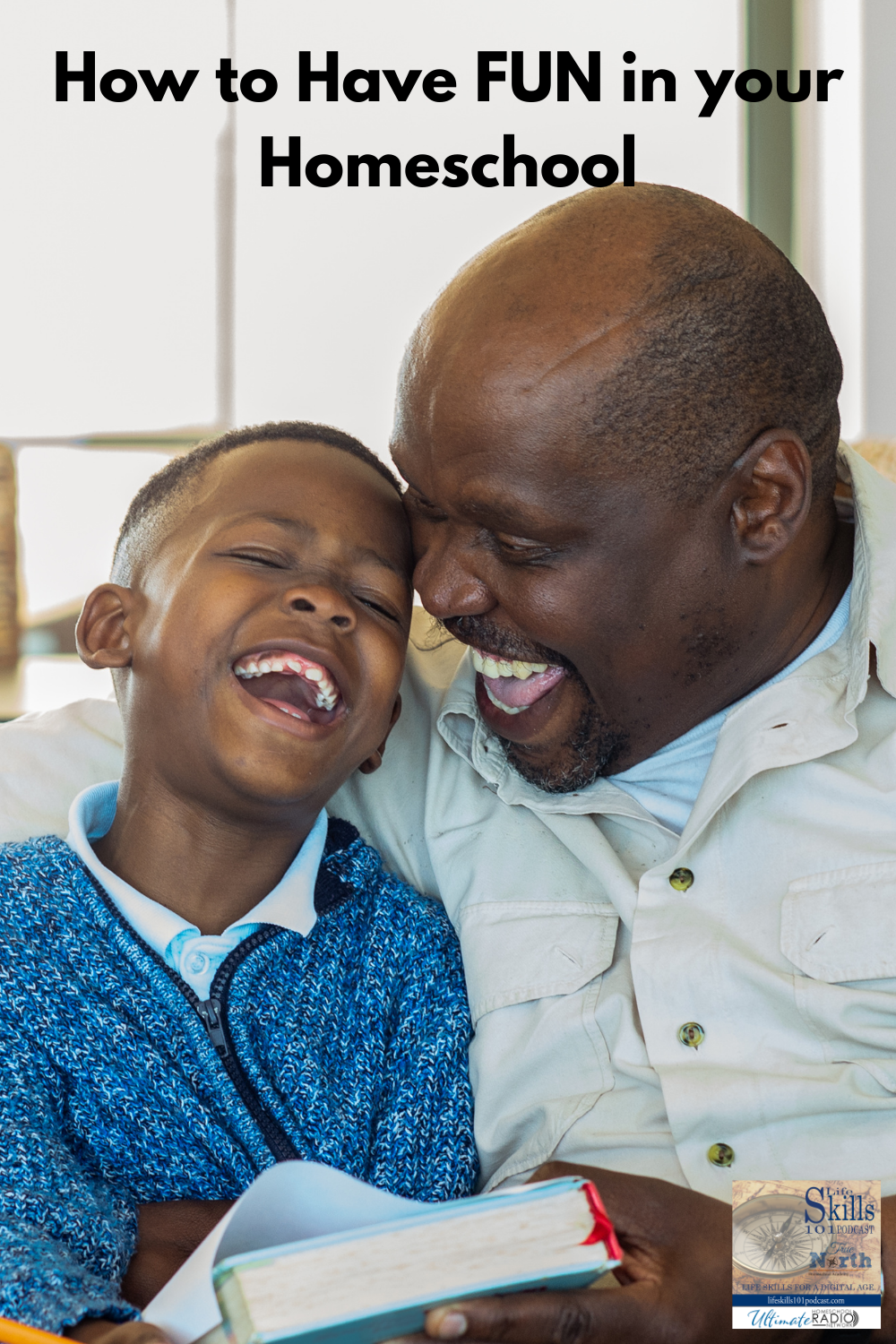 Laugher really is the best medicine, and honestly an important life skill to teach our kids.