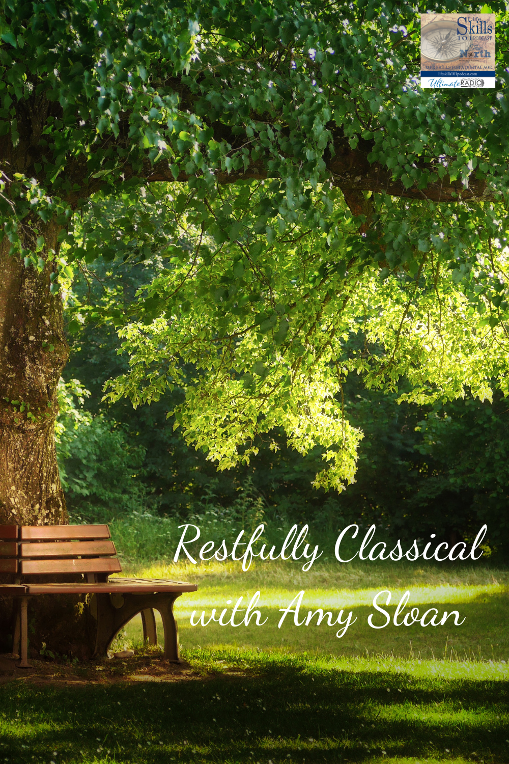 """Amy Sloan and her husband pursue a restfully-classical education by grace alone! Amy hosts the """"Homeschool Conversations"""" podcast."""
