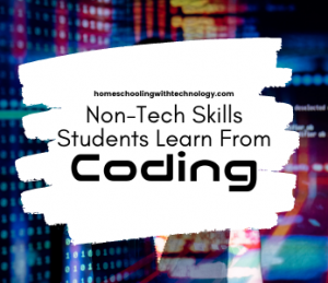 Non-techSkills Students Learn From Coding